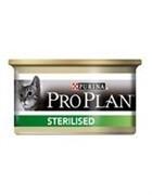 Pro Plan After Care консервы для кастрированных, стерилизованных кошек (с лососем и тунцом)