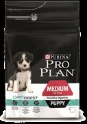 PRO PLAN® OPTIDIGEST® для щенков средних пород с чувствительным пищеварением ягненок