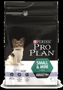 PRO PLAN® OPTIAGE® для собак старше 9 лет мелких и карликовых пород