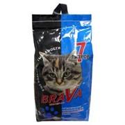 Наполнитель BRAVA (БРАВА) для длинношерстных кошек