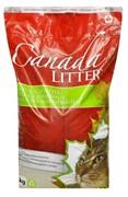 CANADA LITTER Канадский комкующийся наполнитель Запах на Замке, аромат лаванды (Scoopable Litter)