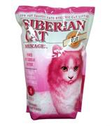 Сибирская кошка Элитный силикагелевый наполнитель для привередливых