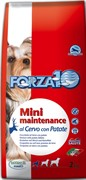 Forza10 Mini Maintenance Cervo/Patate (оленина/карт.)