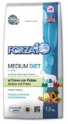 Forza10 Medium Diet Cervo/Patate (оленина/карт.)