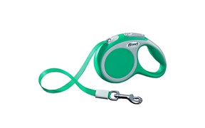 FLEXI рулетка-ремень для собак до 12кг, 3м,   (Vario XS tape 3m )