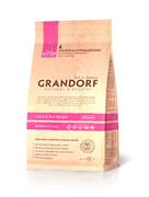 Grandorf  Ягненок с рисом для котят (2 кг)