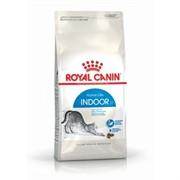 Royal Canin сухой корм  для домашних кошек c нормальным весом (1 7 лет), Indoor 27 (10 кг)