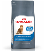 Royal Canin сухой корм  для кошек низкокалорийный от 1 года, Light Weight Care (10 кг)