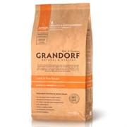 Grandorf Ягненок с рисом для юниоров всех пород (12 кг)