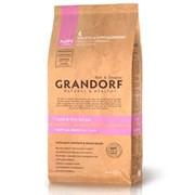 Grandorf Ягненок с рисом для щенков всех пород (12 кг)