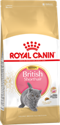 Royal Canin сухой корм для котят британских короткошерстных 4 12 мес., Kitten British Shorthair (10 кг)