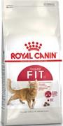 Royal Canin сухой корм для бывающих на улице кошек (1 7 лет), Fit 32 (15 кг)