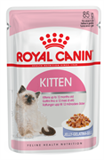 ROYAL CANIN Кусочки в желе для котят: 4-12 мес., Kitten Instinctive