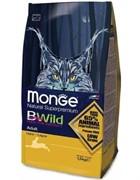 Monge BWild Cat Hare корм для кошек с мясом зайца 10 кг