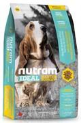 Nutram I18 weight control Dog сухой корм для собак контроль веса