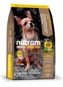 Nutram T28 Salmon Trout Dog  сухой корм для собак мелких пород беззерновой лосось форель