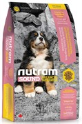 Nutram S3 Large Breed Puppy  сухой корм для щенков крупных пород