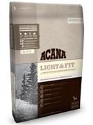 ACANA Light & Fit сух.корм для собак Облегченный