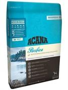 ACANA Pacifica Dog корм беззерновой для собак Рыба