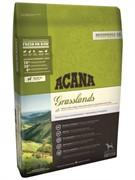 ACANA Grasslands Dog корм беззерновой для собак Ягненок