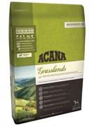 ACANA Grasslands Dog корм беззерновой для собак Ягненок (11,4 кг)