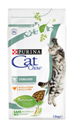 CAT CHOW  Для кастрированных кошек, Special Care Sterilised (15 кг)