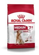 ROYAL CANIN  Для пожилых собак средних размеров: 11-25 кг, 7-10 лет, Medium Adult 7+