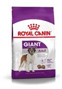 Royal Canin сухой корм  Giant Adult (джайнт Эдалт)  для взрослых собак очень крупных размеров (15 кг)