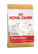 Royal Canin сухой корм для щенков далматина до 15 мес., Dalmatian Junior 25 (12 кг)
