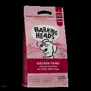BARKING HEADS Для Собак старше 7 лет с курицей и рисом Золотые годы