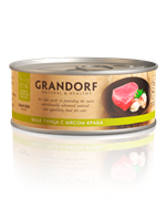 Grandorf Филе тунца с мясом краба