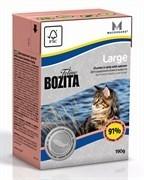 BOZITA Кусочки в желе для кошек крупных пород, Feline Funktion Large 31/18