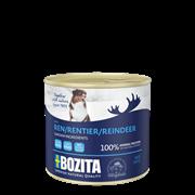 BOZITA Reindeer мясной паштет с ОЛЕНЕМ
