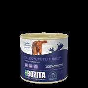 BOZITA Turkey, мясной паштет с ИНДЕЙКОЙ