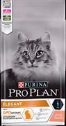 Pro Plan Derma Plus для взрослых кошек с чувствительной кожей (10 кг)