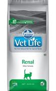 FARMINA Vet Life Cat Renal Для кошек при почечной недостаточности