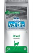 FARMINA Vet Life Cat Renal Для кошек при почечной недостаточности (10 кг)