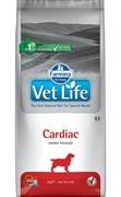 FARMINA Vet Life Dog Cardiac Для собак при хронической сердечной недостаточности (10 кг)