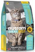 Nutram I12 weight control Cat  сухой корм д/кошек контроль веса (6,8 кг)