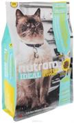 """Nutram I19 Sensitive skin, coat and stomach  Cat  сухой корм для чувствительных кошек """"здоровая кожа, шерсть и желудок"""" (6,8 кг)"""