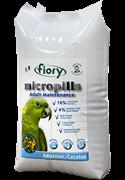 FIORY корм для амазонских попугаев и какаду Micropills Amazzoni/Cacatua