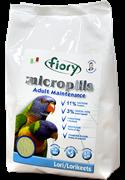 FIORY корм для попугаев Лори Micropills Lori  800 г