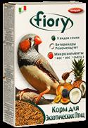 FIORY корм для экзотических птиц Esotici 400 г