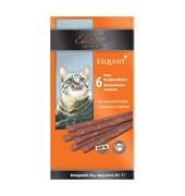 EDEL CAT  Колбаски ягненок индейка 6 шт