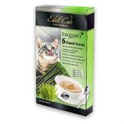 EDEL CAT Лакомство крем-суп /ливерная колбаса и травы