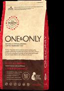 ONE&ONLY Lamb & Rice Adult All BreedsЯгненок с рисом для взрослых собак всех пород 12 кг