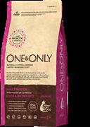One&Only TDuck & Rice Adult INDOR Утка с рисом для домашних кошек