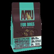 AATU Корм для взрослых собак с рыбой и ракообразными (10 кг)