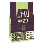AATU Корм для взрослых кошек с уткой