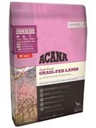 ACANA Grass-Fed Lamb беззерновой корм для собак c Ягненком